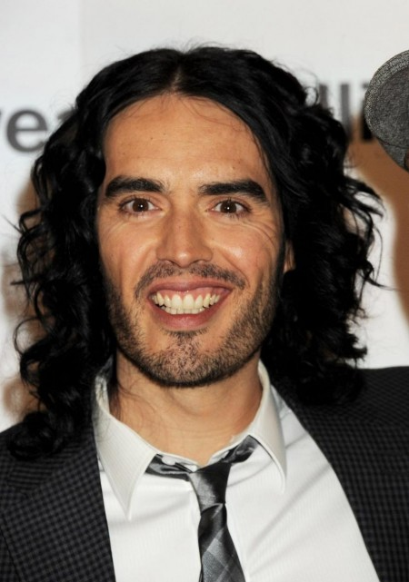 Russell Brand Large Picture