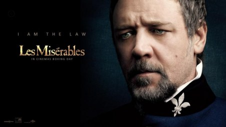 Russell Crowe In Les Miserables Wallpaper Wallpaper