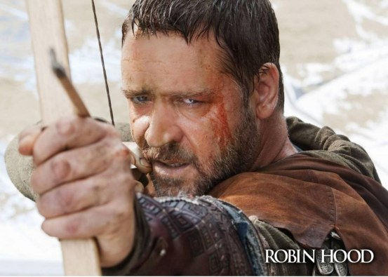 Russell Crowe In Robin Hood Wallpapers Wallpaper