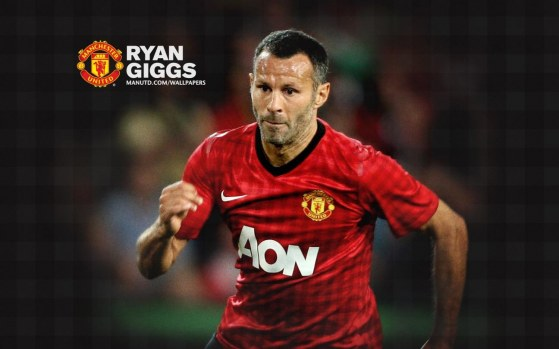 Manchester United Players Wallpaper Ryan Giggs