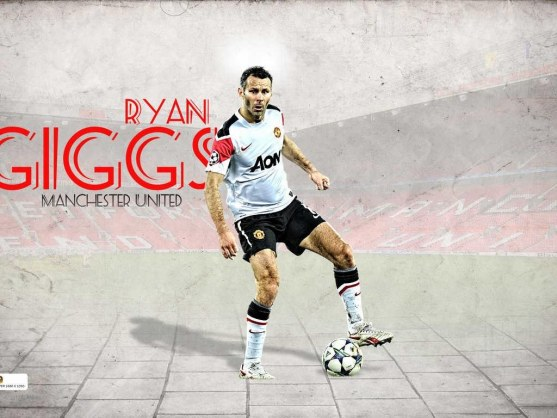 Ryan Giggs Manchester United Hd Soccer World