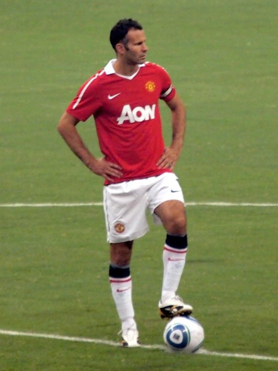 Ryan Giggs Vs Mls All Stars