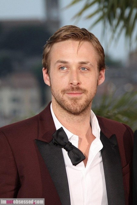 Ryan Gosling Kisses Man Nicolas Winding