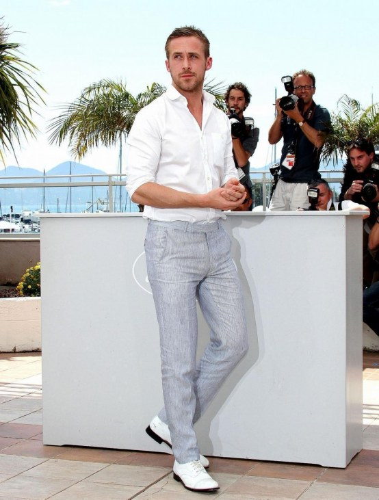 Ryan Gosling Rd Cannes International Film Festival Blue Valentine Photocall Ryan Gosling