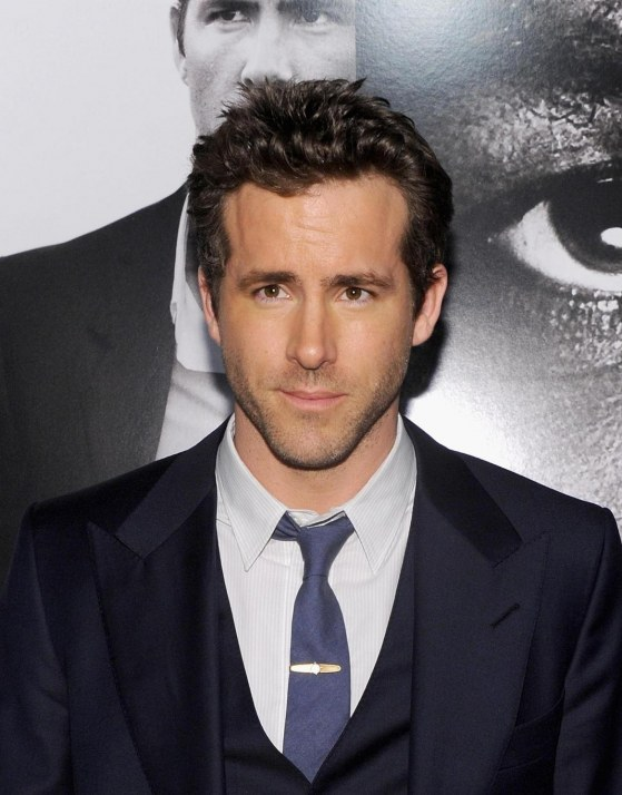 Ryan Reynolds At Event Of Casa Conspirativa