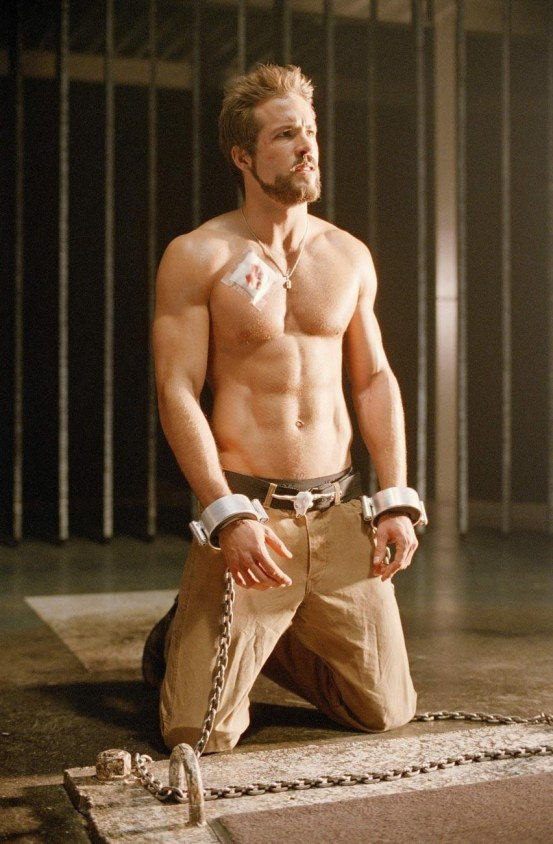 Ryan Reynolds In Blade Blade