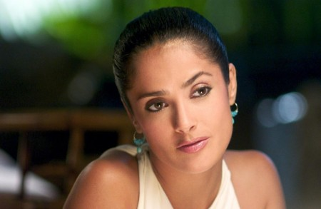 Beauty Queen Salma Hayek