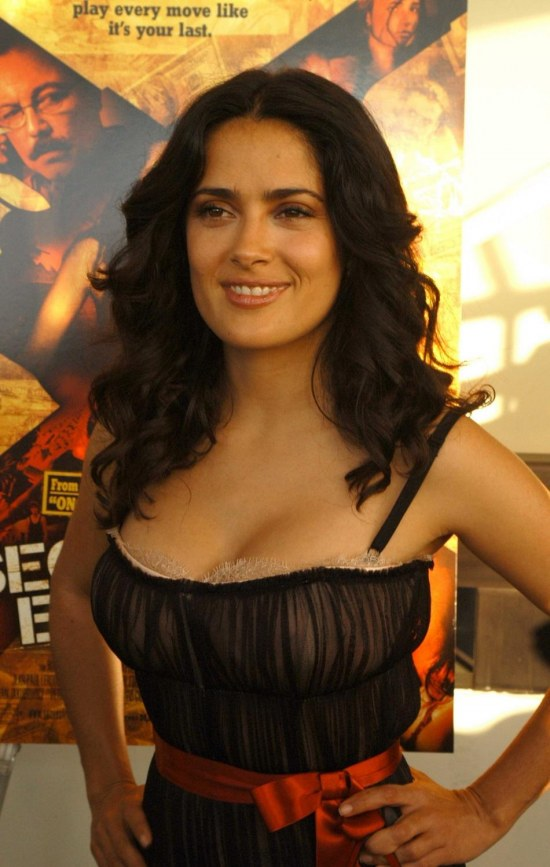 Salma Hayek Ts Movies