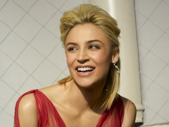 Samaire Armstrong Wallpaper Rise