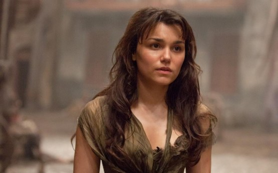 Les Miserables Interview Samantha Barks Eponine Wallpaper