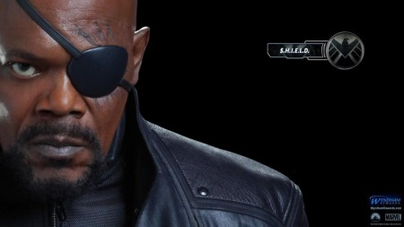 Nick Fury The Avengers Www Wallpaper Utopia Com