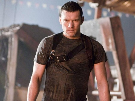 Sam Worthington Terminator Salvation