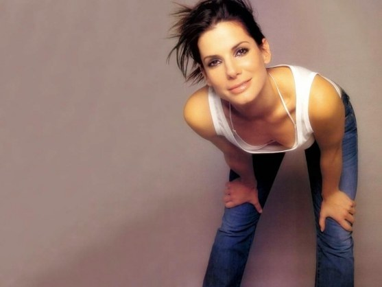 Sandra Bullock Hot Smiley Hot