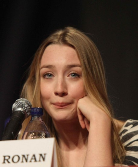 Hanna Panel Of The New York Comic Conon Saoirse Ronan Hanna