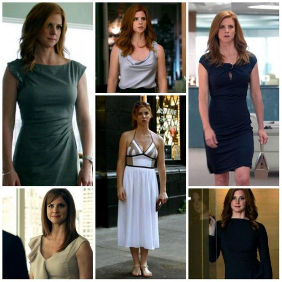 Donna Paulsen Suits Sarah Rafferty Suits