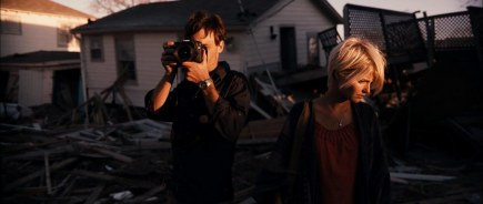 Scoot Mcnairy And Whitney Able In Monsters Movies