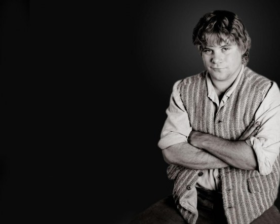 The Lord Of The Rings Samwise Gamgee Sean Astin Hobbits Fresh New Hd Wallpaper Wallpaper