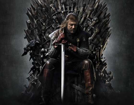 Winterfell Winter Is Coming Song Of Ice And Fire Saga Game Of Thrones George Martin Sean Bean Ned Stark Winterfell The Hand Of The King The Iron Throne Swords Ned Stark