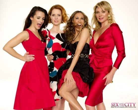 Satc Sex And The City Wallpaper