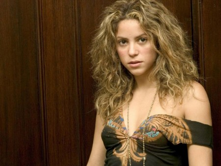 Shakira Pop Singer Glamorous Wallpaper Hips Dont Lie