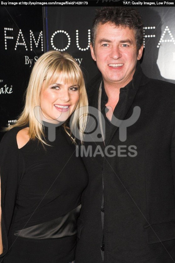 Shane Ritchie And Christie Goddard Cacd Wallpaper