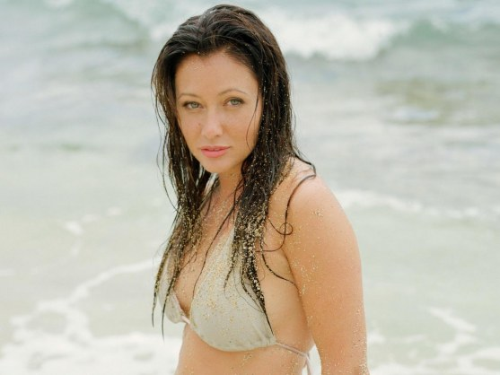Shannen Doherty Hot Cute Photo