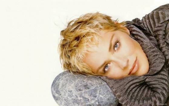 Sharon Stone Wallpaper Wide Wallpaper
