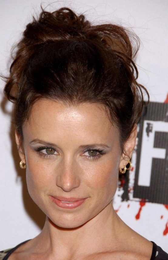 Shawnee Smith At Fearnet Launch Party