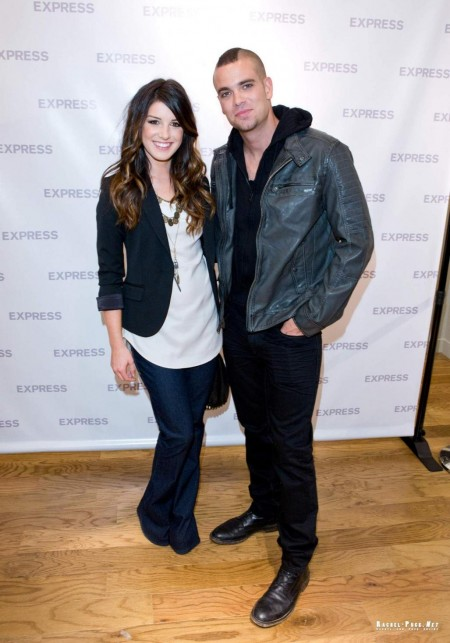 Mark Salling And Shenae Grimes Shenae Grimes