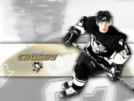 Sidney Crosby By Demonwithin Wallpaper Normal