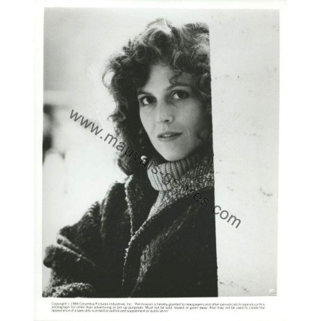 Ghostbusters Original Studio Still Sigourney Weaver Ghostbusters