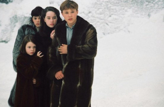 Still Of William Moseley Anna Popplewell Skandar Keynes And Georgie Henley In The Chronicles Of Narnia The Lion The Witch And The Wardrobe Large Picture And Anna Popplewell