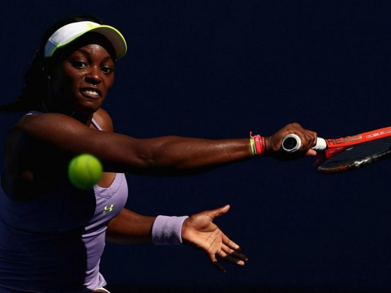 Australian Open Sloane Stephens Wallpaper