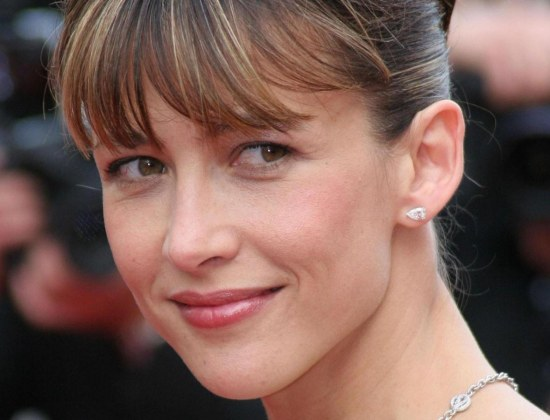 Sophie Marceau Dimond Earrings