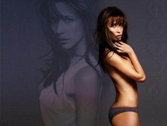 Tab Celeb Sophie Marceau Hot Wallpapers