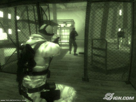 Tom Clancys Splinter Cell Double Agent Ps