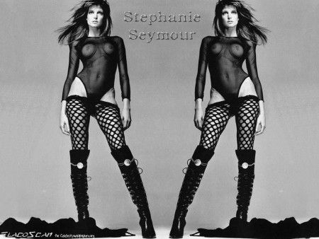 Aaa Stephanie Seymour Hot Photos