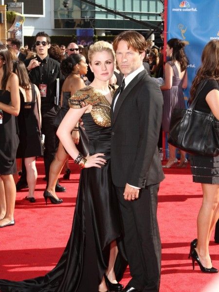 Anna Paquin And Step