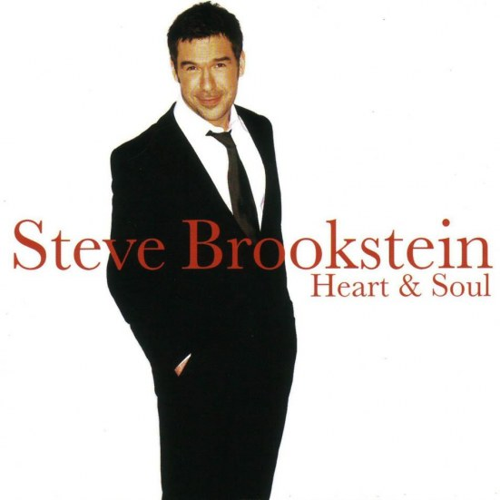 Steve Brookstein Heart Soul Frontal