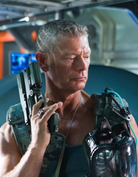 Avatar Stephen Lang As Colonel Quaritch Young