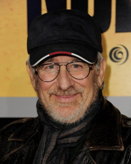 Steven Spielberg At Event Of Am Number Four Large Picture