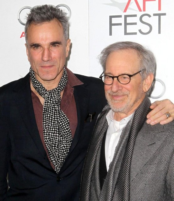 Steven Spielberg Thanked Leonardo Di Caprio For Convincing Daniel Day Lewis To Star In His Historical Drama Lincoln