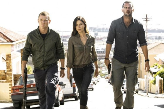 Picture Of Rhona Mitra Sullivan Stapleton And Philip Winchester In Strike Back Large Picture