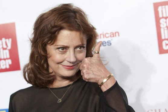 Th Annual Chaplin Award Gala Susan Sarandon