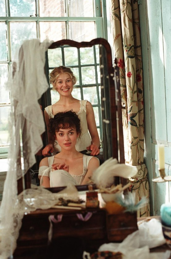 Talulah Riley Keira Knightley En Orgullo Prejuicio Pride And Prejudice