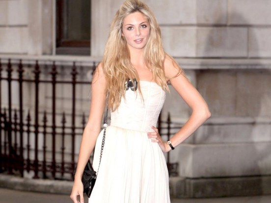 Tamsin Egerton Modelling