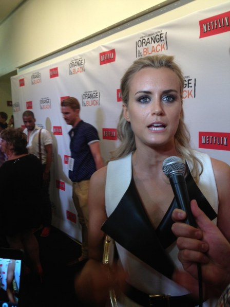 Taylor Schilling Pic Orange Is The New Black