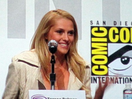 Px Teresa Palmer At Wondercon