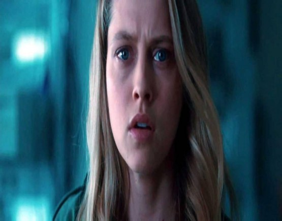 Teresa Palmer In Warm Bodies Movie Body