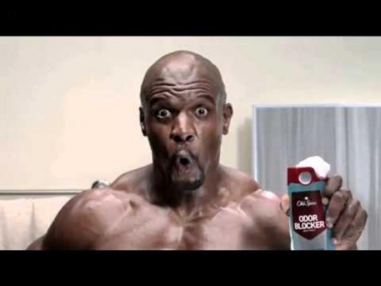 Terry Crews Old Spice Flv